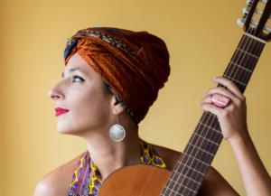 Irina Gonzalez sort son premier album !