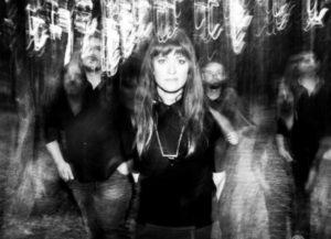 Le rock alternatif psychédélique de No sky above us